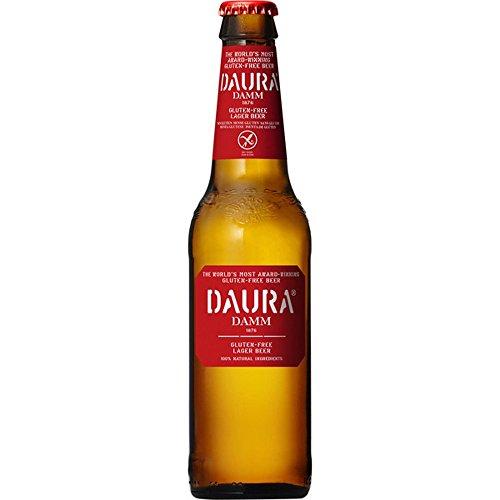 Degafarm Estrella Daura Birra Senza Glutine 330ml x 24 bottiglie