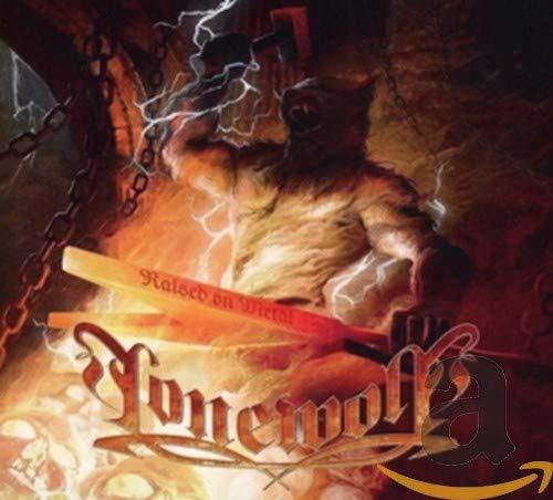 Lonewolf: Raised on Metal (LTD. Digipak) (Audio CD (Digipack))
