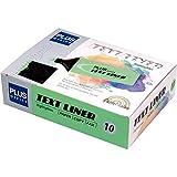 Fluorescente Plus TEXT LINER Pastel Verde Caja 10 unidades