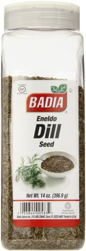 Badia Dill Seed Whole, 14 Ounce