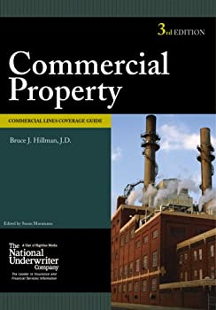 Paperback Comml. Property Coverage Guide Book