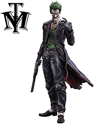 el más barato Anime Movie Arkham Origins Joker Joker Joker Figura de acción Harley Quinn Playarts Kai figurilla Colección Modelo Jugar Artes Batman Niños Juguete Caliente  entrega rápida