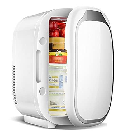 Refrigerador Para Automóvil 12V 220V, Refrigerador Pequeño Con Encimera De Una Puerta, Sistema Termoeléctrico Portátil De Doble Uso Para El Hogar, Nevera Portátil Con Función De Frío Y Calor