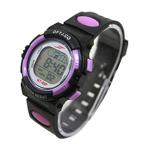 OSYARD Kinderuhr Sportuhr Uhr,Digital Uhren für Kinder Jungen,Outdoor Sports Digitaluhren Analog Armbanduhr mit Datumsanzeige,Elektronische Stoßfest Handgelenk Uhr für Jugendliche Kinderuhren