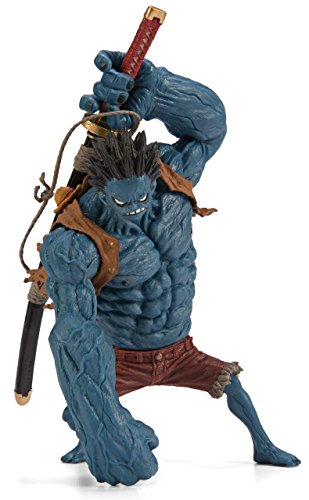 One Piece Scultures Big Vol. 4 Nightmare Luffy Figurine