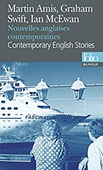 Nouvelles anglaises contemporaines : Contemporary English Stories 2070309975 Book Cover