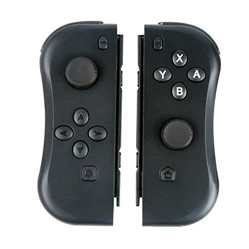 Zero starting point PS4 Gamepad Portable, Wireless Bluetooth Gamepad Controller, Manette du Contrôleur De Jeu, Contrôleur Jeu avec Vibration Mobile, Jeu Aucune Latence pour iOS/Android,Noir