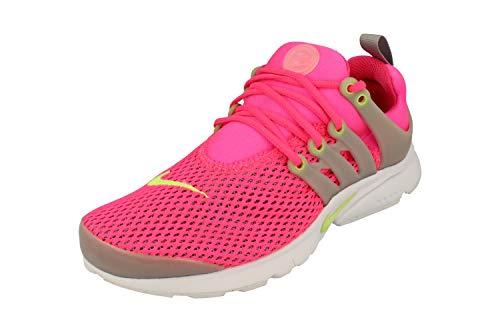Nike Damen Presto Br (GS) Fitnessschuhe, Rosa Rosa Hyper Pink Ghost Grün Weiß, 38.5 EU