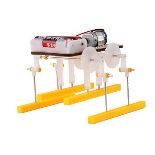 科学おもちゃ 児童知育 組み立てモデル プレゼント 組み立てロボット 想像力育成 電動