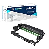 LCL Compatible Drum Unit Replacement for Dell 310-8703 310-8710 1720 DJ987 MW685 Drum 1720dn 1720 (1-Pack Black)
