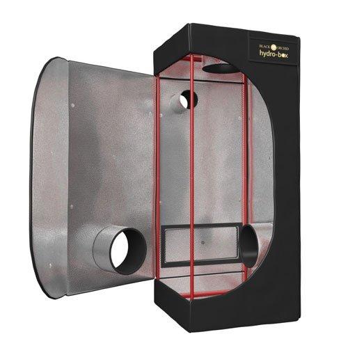 Black Orchid 300 x 150 x 200cm Hydro-box review