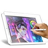 Paperfeel screen protector for iPad 9.7 inch, XIRON High Touch Sensitivity Matte PET Screen Protector for iPad 6th/5th Gen(2018 & 2017) / iPad Pro 9.7 / iPad Air 2 / iPad Air, Compatible with Apple Pencil or Other Stylus Pens