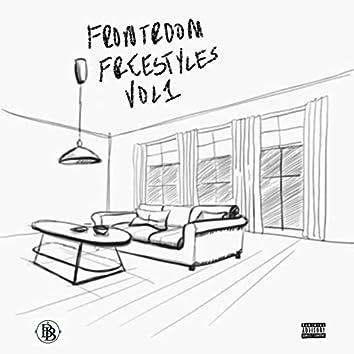 Frontroom Freestyles, Vol. 1
