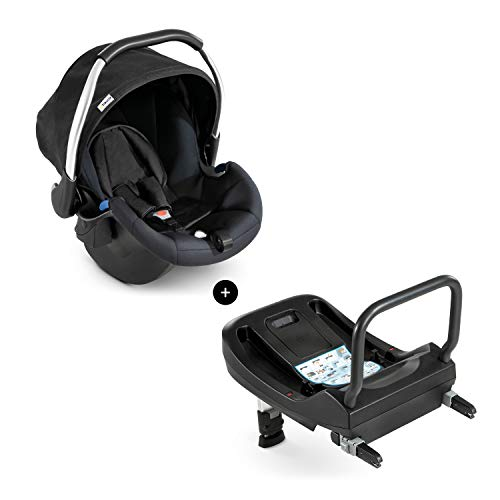 Hauck Babyschale Comfort Fix Set inkl. Isofix Base