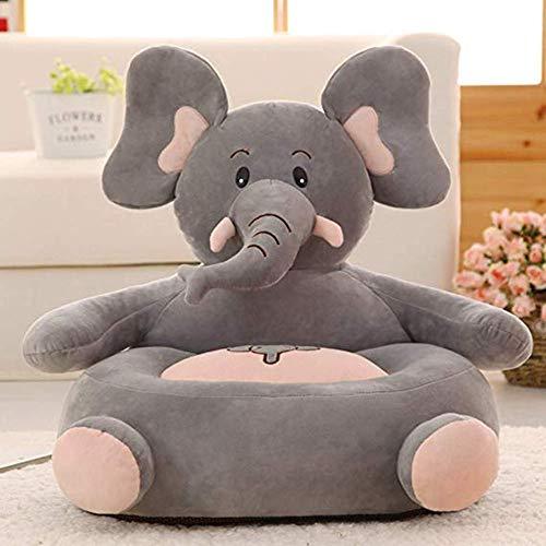 Kailya Kinder-Sofa-Sitz, Kindersessel, Tier-Sofa-Sitz (Elefant)
