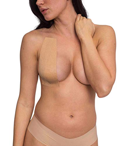 The Natural Women's Breast Tape, Nude, One Size