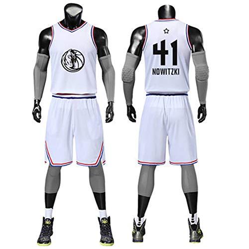 Camiseta NBA 2019 All-Star Traje De Baloncesto Uniforme Juvenil Tejido Bordado Número Jersey Jersey Deportivo