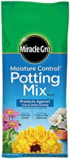 Miracle-Gro Moisture Control Potting Mix, 2-Cubic Feet (currently ships to select Northeastern & Midwestern states)