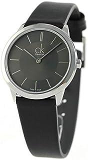 [カルバンクライン]ck Calvin Klein 腕時計 ミニマル 35mm ミッドサイズ スイス製 K3M221C4 ボーイズ [並行輸入品]
