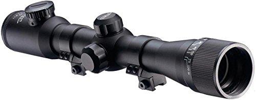 g8ds Walther Zielfernrohr 4 x 32 Mil-Dot Abesehen, mit Parallaxe-Ausgleich und High-Power-Montage mittig beleuchtet 2.1507 Aufkleber