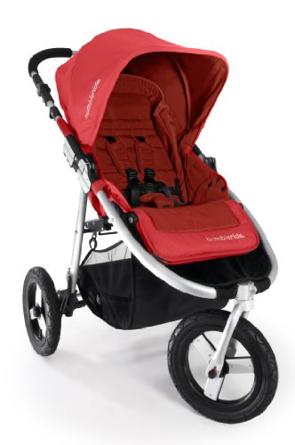 Bumbleride Indie Jogging Stroller, Cayenne Red