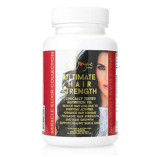Joyce Giraud Ultimate Hair Strength Supplement (2)