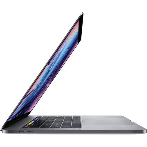 Apple MacBook Pro, 2019 Model, 15-inch, Intel core i9 Processor, 16GB RAM, 512GB SSD Storage, MV912LL/A - Space Gray (Renewed)