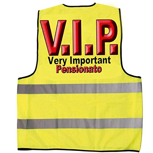 Bombo Chaleco para un jubilado VIP