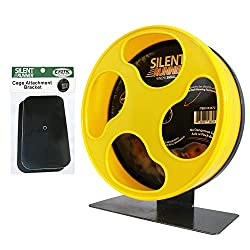 6 Best Rated Hamster Wheels Reviews and Buying Guide 2019