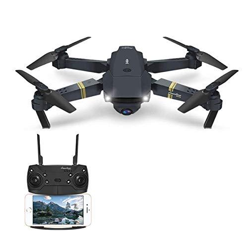 MEETGG Drohne Kamera Live Ü bertragung,120° Weitwinkel 1080P HD Kamera, WiFi FPV Quadrocopter, App-Steuerung, One Key Start/Landung,Headless Modus