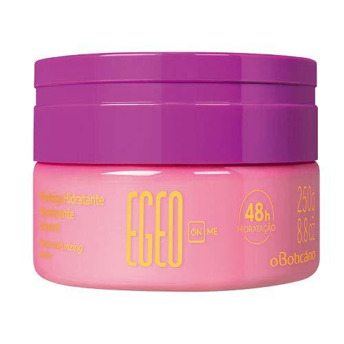 Boticario - Linha Egeo (On Me) - Manteiga Hidratante Corporal 250 Gr - (Boticario - Egeo (On Me) Collection - Body Moisturizing Butter Net 8.8 Oz) -