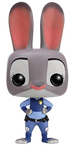 POP! Vinilo - Disney: Zootopia/Zootropolis: Judy Hopps