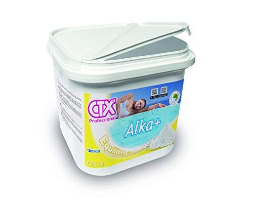 CTX-21 40 kg. incrementador alcalinidad