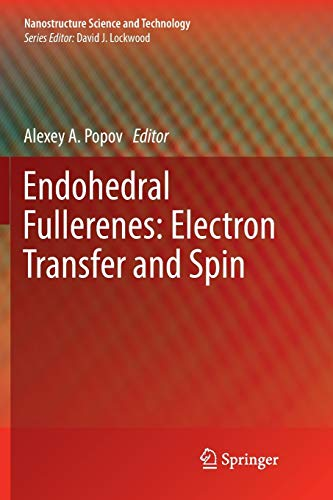 Endohedral Fullerenes: Electron Transfer and Spin (Nanostructure Science and Technology)