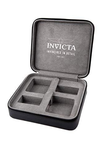 Invicta Travelcase 2 Slot Bl