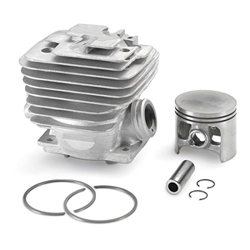 Woniu 47mm Cylinder Piston Rebuild Assembly Kit for Stihl MS361 MS361C MS341 Chainsaws 1135 020 1202