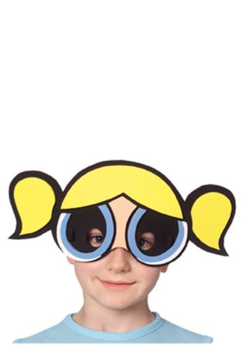 Bubbles Powerpuff Mask (Standard)