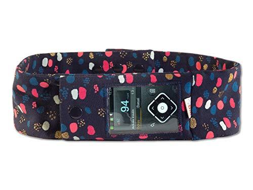 Bauchgurt Bauchband Sportband Pumpentasche Tasche für Insulinpumpe 5112 Größe 70cm - 75cm