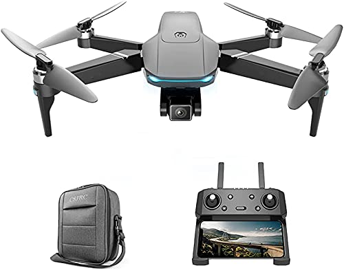 JJDSN Drone Quadcopter 6K Camera Video en Vivo para GPS 56min Tiempo de Vuelo, Regreso a casa, Transmisión WiFi 5G, Cámara FPV Drone, Rango de Control de 3000m, Motor sin escobillas, Auto Hover, B