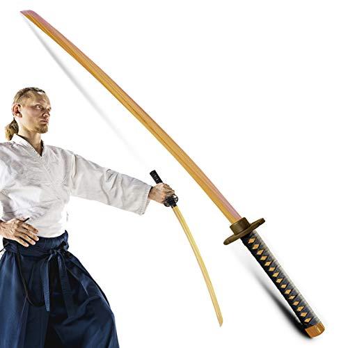 Black Oak 40 Playwell Deluxe Quality Martial Arts Wooden Training Bokken