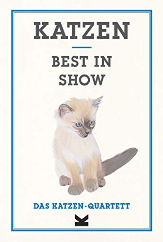 Katzen. Best in Show