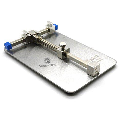 Acenix® Leiterplatten-Reparatur-Halterung für iPhone, Samsung, aus Edelstahl