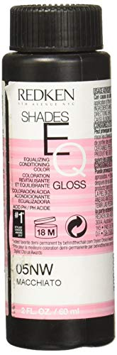 Redken rotken Shades EQ Equalizing Conditioning Color Gloss - 05NW, 1er Pack (1 x 60 ml))
