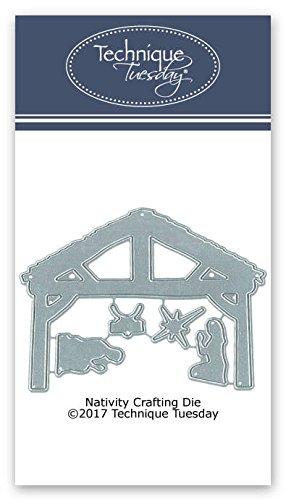 Nativity Metal Dies | Die Cuts | Craft Dies | Stamps Christian