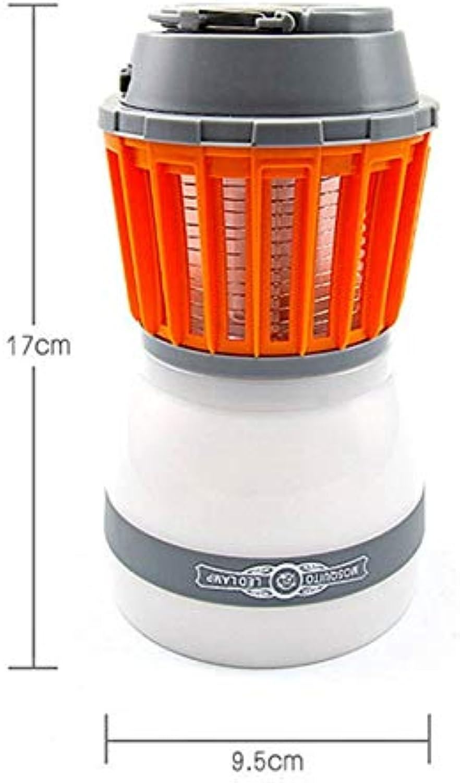 Moskito-Lampe SHUAKFDAnti-Moskito-Lampe Anti-Moskito-Mrder-Lampe Sonnenkollektor USB-Lade-Moskito-Mrder-Lampe Led-Lampe Camping-Lampe Dimmen Dimmen Licht