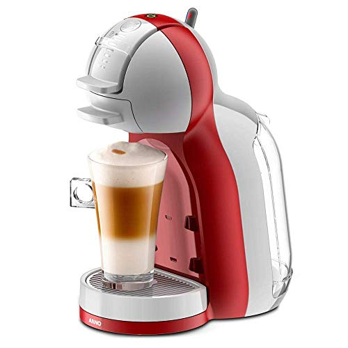 Nescafé Dolce Gusto Mini Me Arno Nescafé Dolce Gusto Mini Me Verm Dmm6 Vermelha 110v