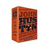 John Huston-Aventures et aventuriers-Coffret 5 Films