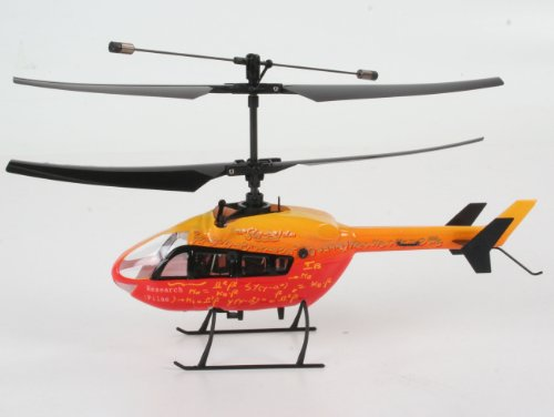 Revell Control 24074 - RC-Modell Ready-to-fly Helicopter Matrix mit Gyro-System