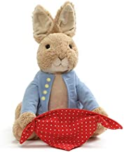 GUND Peter Rabbit Peek-A-Boo Plush Animated Toy, 10