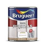 BRUGUER Esmalte Laca Puertas 2,5 L, Blanco Permanente
